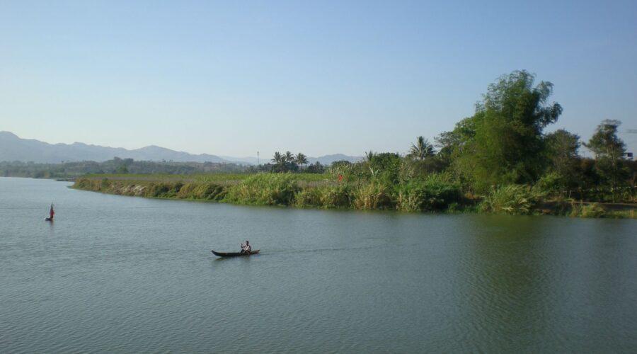 Chuyện lạ bên dòng sông Đăk Bla