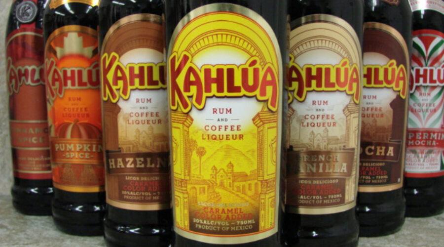 Rượu Kahlúa lạ lẫm vị Cà phê cho ngày Tết