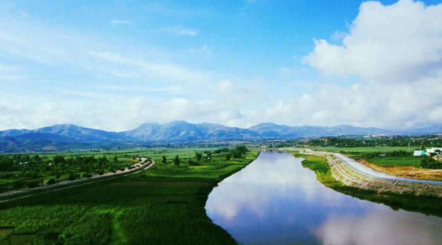 Bên dòng sông Đắk Bla – Kon Tum