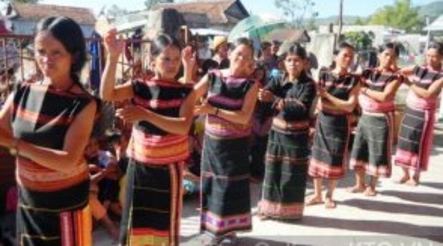 Nét đẹp trong Lễ cúng tạ ơn cha mẹ của người J'rai và Ba Na ở Kon Tum