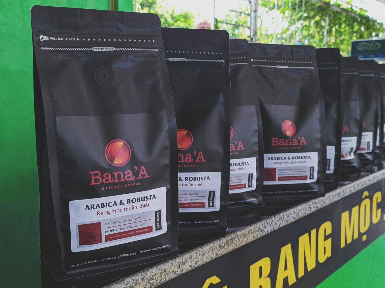 Bana'A Cofee