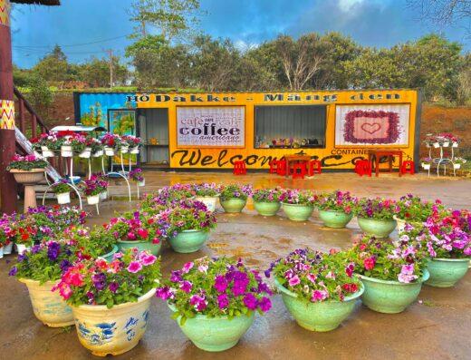 Resort Dakke Măng Đen