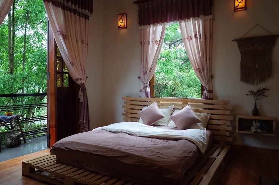 Những khu resort, homestay 'đẹp quên lối về' tại Măng Đen Kon Tum - Ảnh 4.