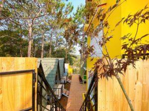 Mountain Lodge Homestay Mang Den photos Exterior Mountain Lodge Homestay M ng en 11