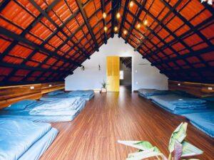 Mountain Lodge Homestay Mang Den photos Exterior Mountain Lodge Homestay M ng en 2