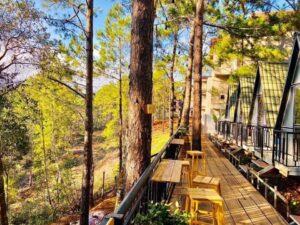 Mountain Lodge Homestay Mang Den photos Exterior Mountain Lodge Homestay M ng en 28