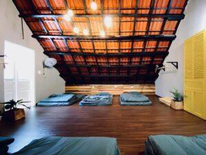 Mountain Lodge Homestay Mang Den photos Exterior Mountain Lodge Homestay M ng en 5