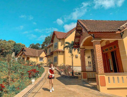 Resort Dakke Mang Đen