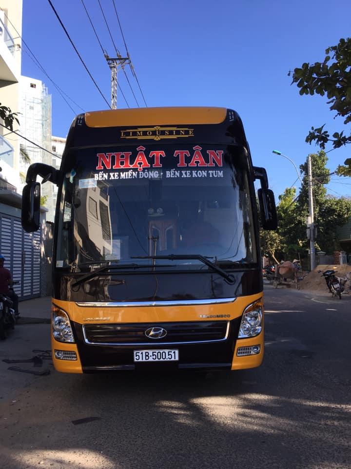 Xe Nhật Tân Kon Tum