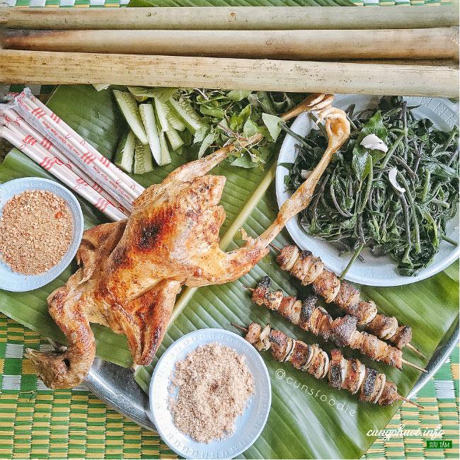 Các món ăn ngon ở Kon Tum