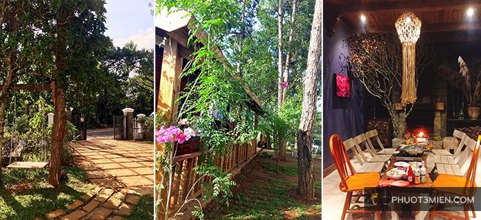 homestay đẹp ở Măng Đen