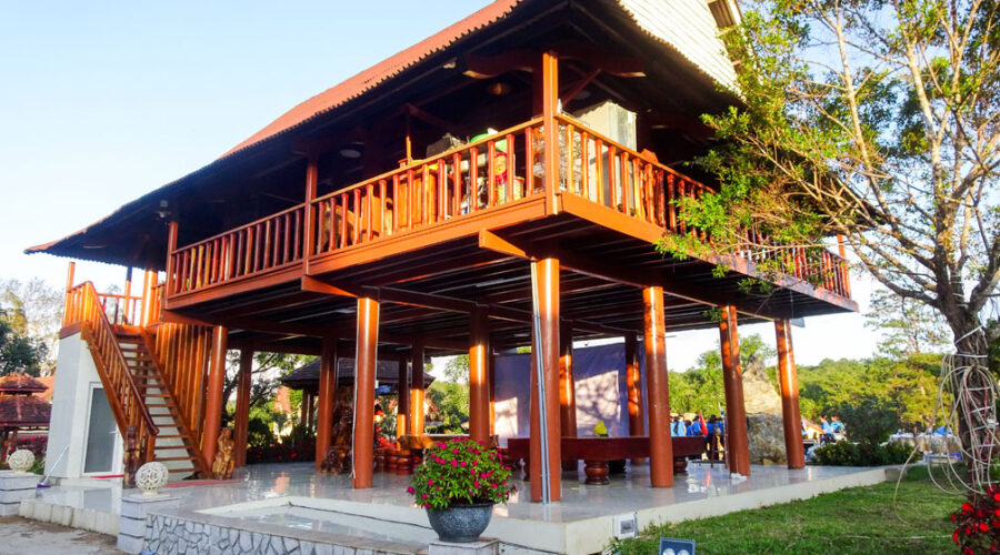 Những khu resort, homestay đẹp tại Măng Đen Kon Tum