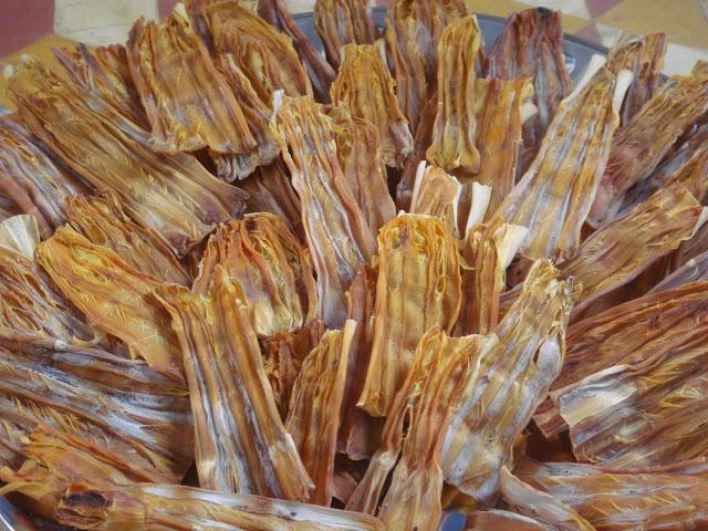 Đặc sản Măng Đen: Măng khô, măng le Kon Tum
