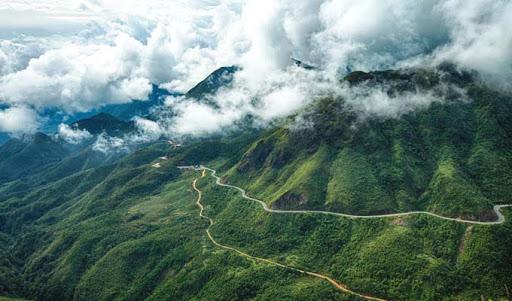 núi ngọc linh Kon Tum