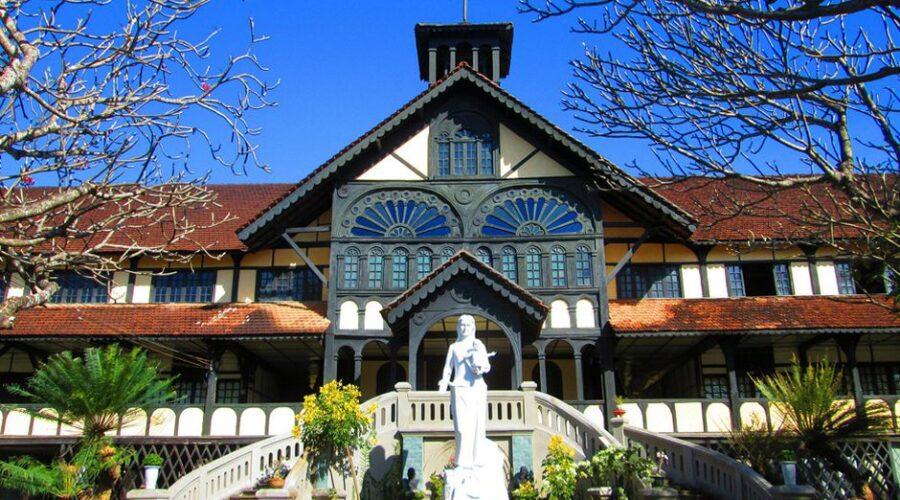 Tòa Giám Mục Kon Tum – Chủng Viện Thừa Sai Kon Tum