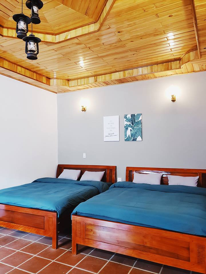 Lùng sục 7 nơi lưu trú đẹp nhất Măng Đen, Kon Tum