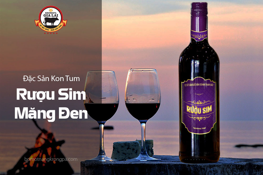 Top 10 món đặc sản Kon Tum làm quà