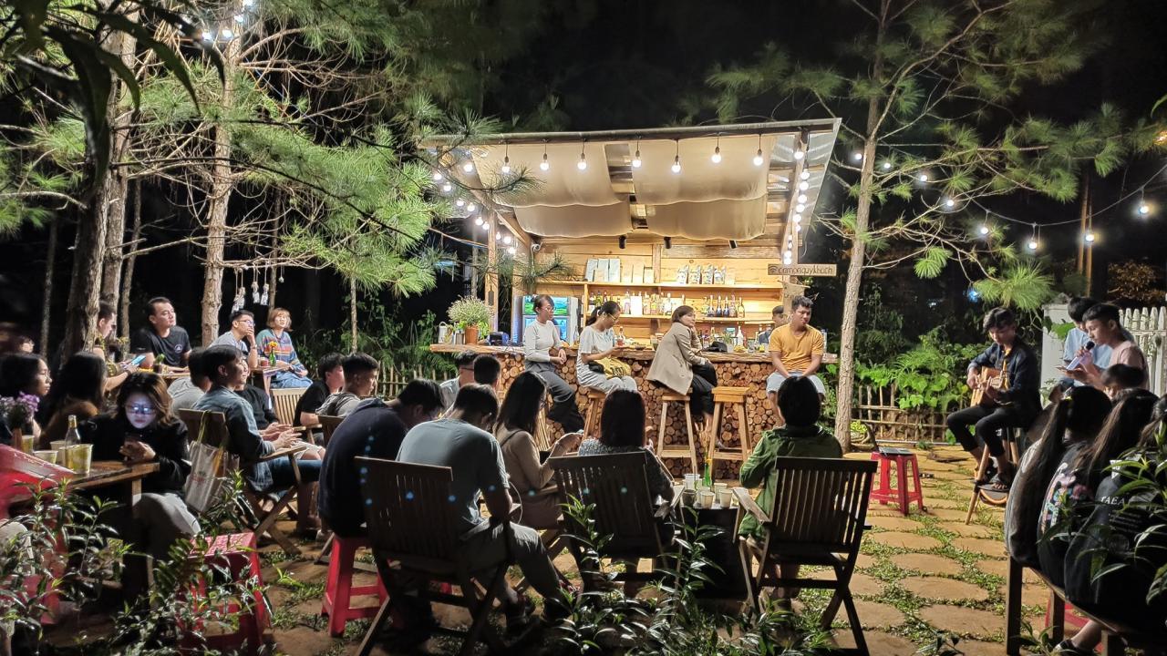 Top 5 quán cà phê sống ảo đẹp nhất Măng Đen Kontum