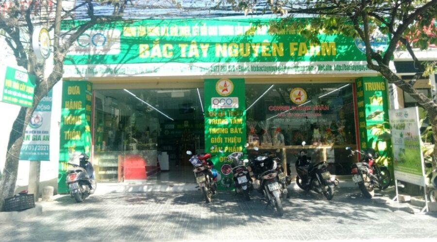 Giới thiệu sản phẩm OCOP và hàng nông sản khu vực Tây Nguyên