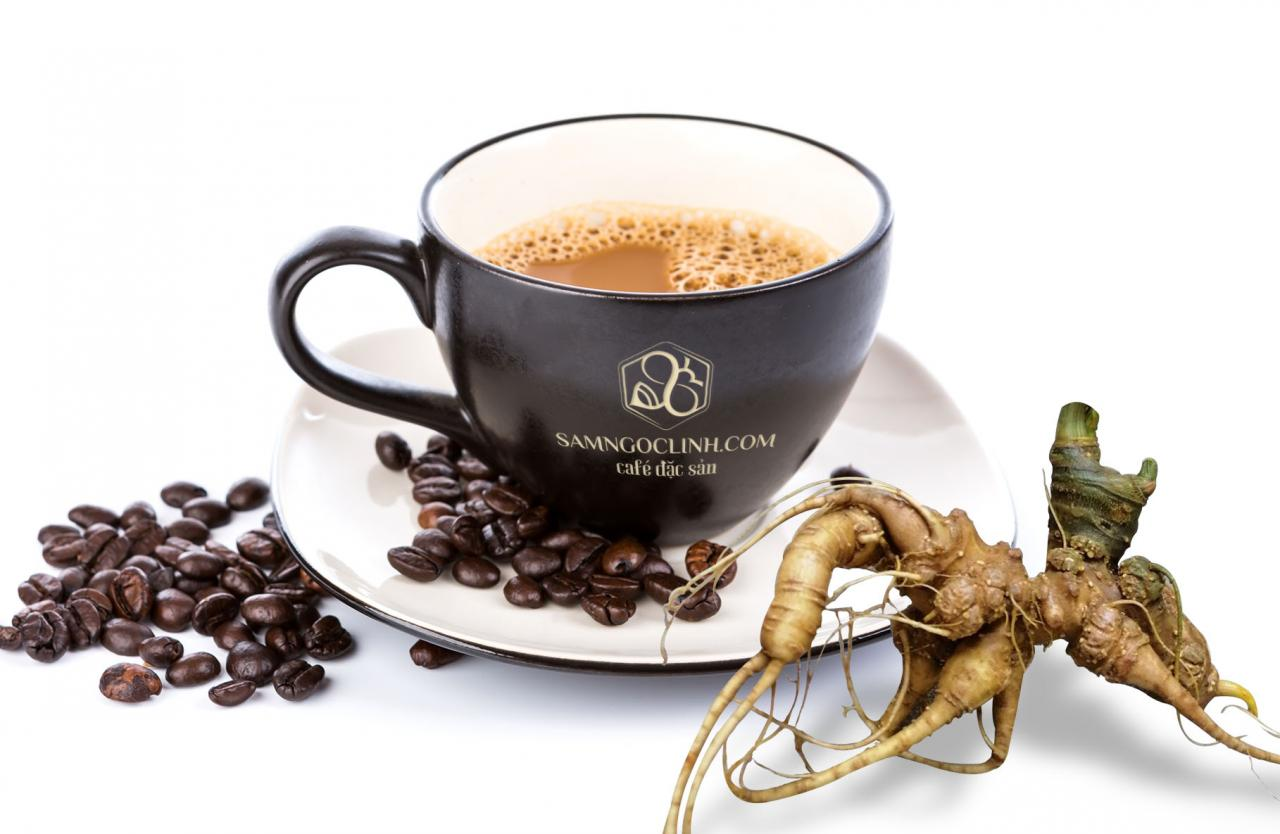 Cà phê Sâm Dây Ngọc Linh Kon Tum