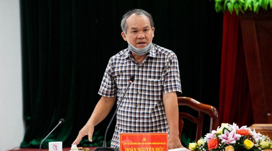 HAGL muốn đầu tư ba dự án 7.000 – 8.000 tỷ ở Kon Tum, quay lại BĐS và chế biến gỗ