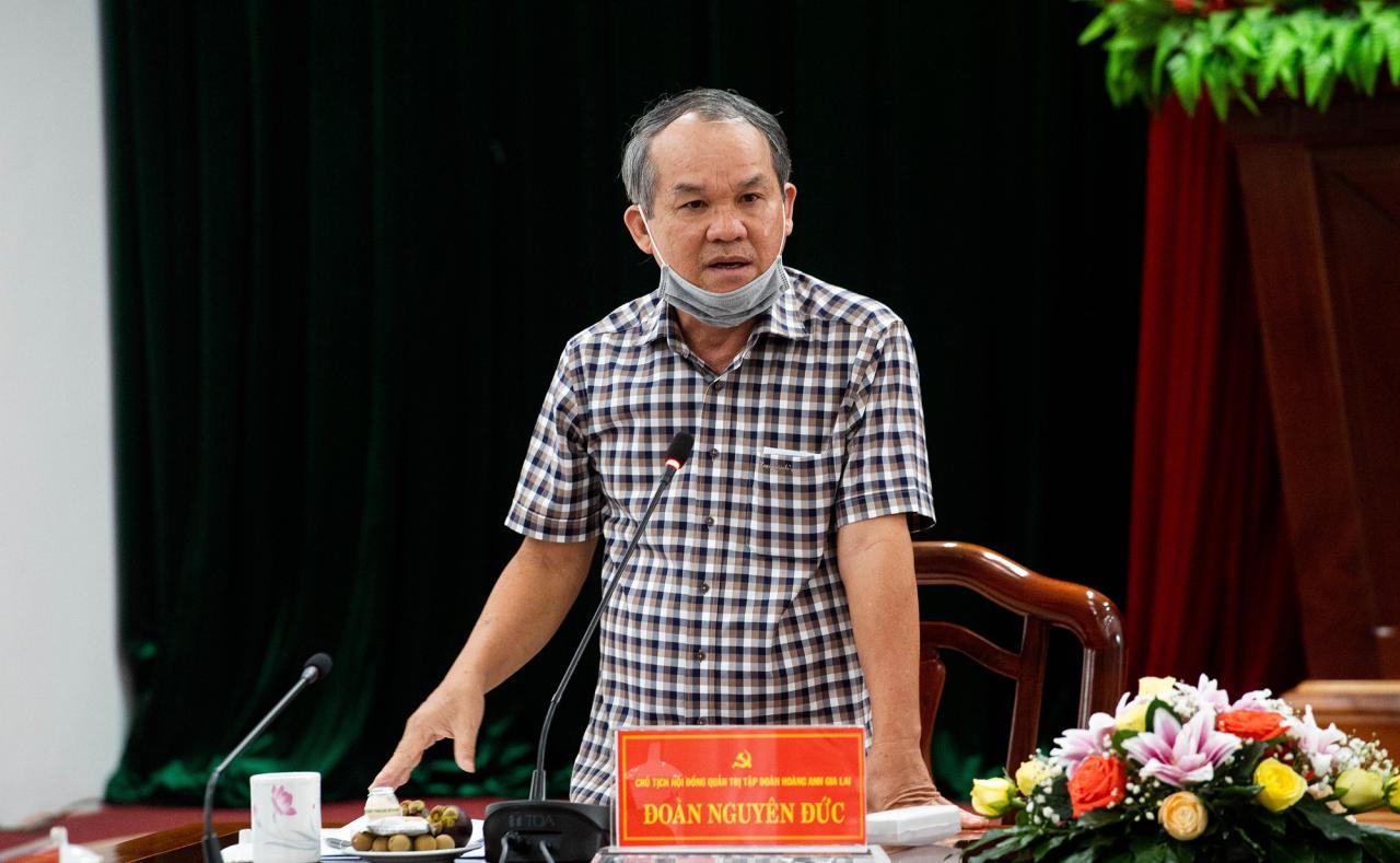 HAGL muốn đầu tư ba dự án 7.000 - 8.000 tỷ ở Kon Tum, quay lại BĐS và chế biến gỗ