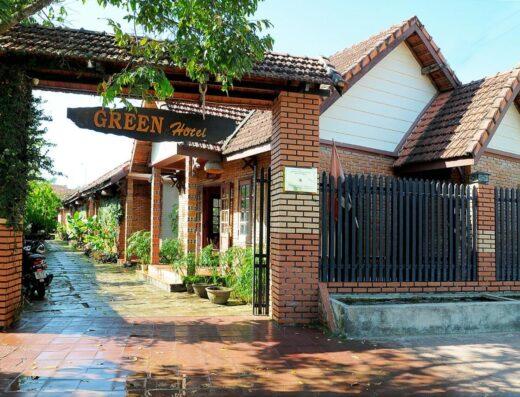 Green hotel Kon Tum