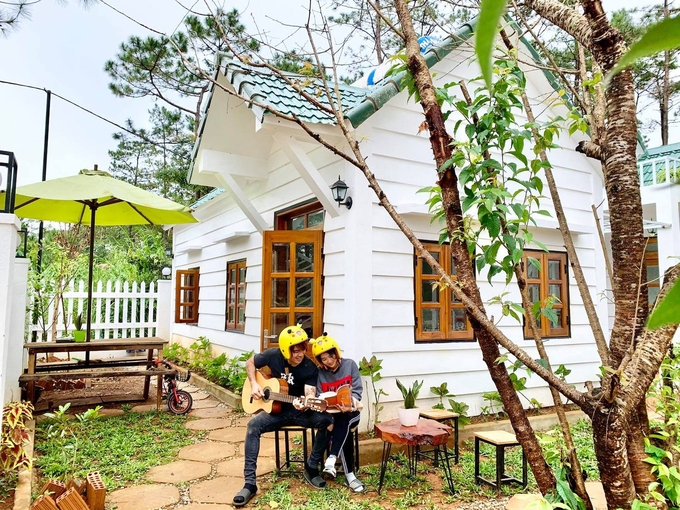 Bán nhà Hà Nội, vợ chồng trẻ lên Tây Nguyên làm homestay